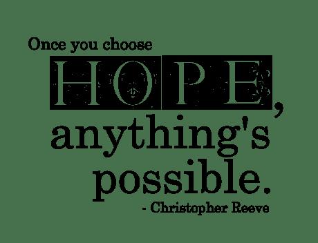 ChooseHope